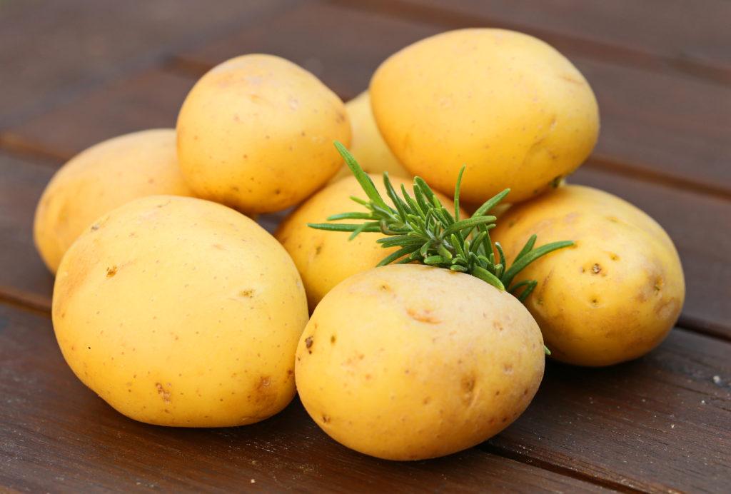 Hofmarkt Querbeet Kartoffeln